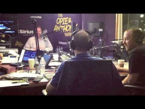 Opie and Anthony: Ricky Gervais in Studio 04-18-2013