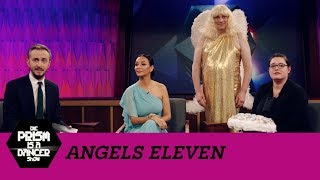 Angels Eleven | Die PRISM Is A Dancer Show mit Jan Böhmermann