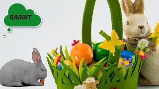 Animals Farm Toys Baby Find Mom - Learn Animals Names and Sounds Educational Toys for Kids