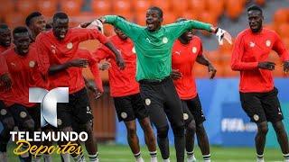 El baile de Senegal a lo Michael Jackson en Rusia 2018 | Copa Mundial FIFA Rusia 2018