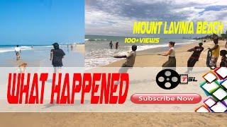 TSL | Mount Lavinia Beach | Life