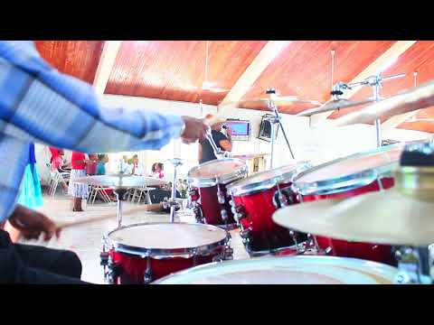 Micah Stampley - Be Lifted - Drums (Aron Plummer)