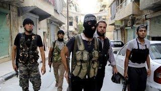 أخبار الآن - المملكة العربية السعودية تدعو جميع المقاتلين الأجانب إلى مغادرة سوريا