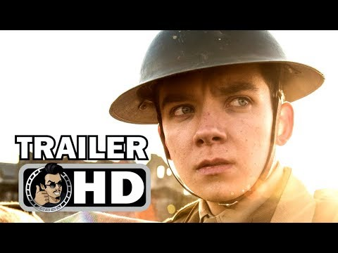 JOURNEY'S END Official Trailer (2018) Asa Butterfield World War I Drama Movie HD