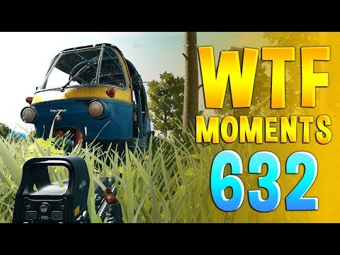 PUBG WTF Funny Daily Moments Highlights Ep 632