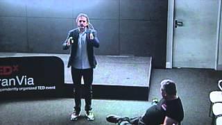 Millennials | Ricardo Alfaro | TEDxGranVíaSalon