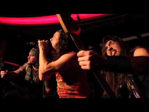 MUNICIPAL WASTE Headbanger Face Rip live Barge To Hell 2012