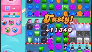 Candy Crush Saga Level 3280 - NO BOOSTERS