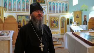 Каменно-Бродский Свято-Троицкий Белогорский монастырь. По святым местам. От 14 августа
