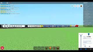 Roblox MTG Commuter Class 508 on High Speed Line