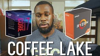 Intel Coffee Lake i7 8700K, i5 8600K, i5 8400 - Great CPUs tainted by a rushed launch