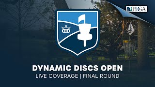 Dynamic Discs Open | Live Coverage | Final Round