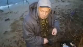 Секс и рыбалка утром