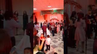 Африканский танец на Ногайской свадьбе