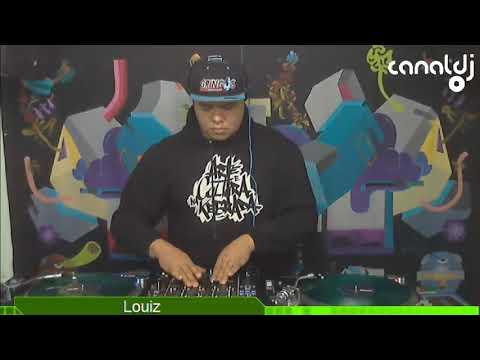 DJ Louiz - Drum'n'Bass - Programa DB-ON - 04.10.2017