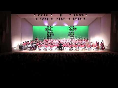2011/08/03 サマーコンサート 柏市立柏高校吹奏楽部 柏市民文化会館大ホール.