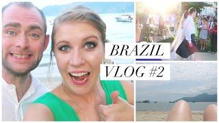 I CRIED! | BRAZIL VLOG #2 | THIS MAMA LIFE