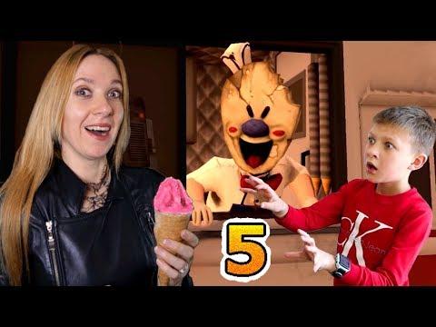 ТАЙНА Мороженщика РАСКРЫТА! 5 серия Ice Scream In Real Life