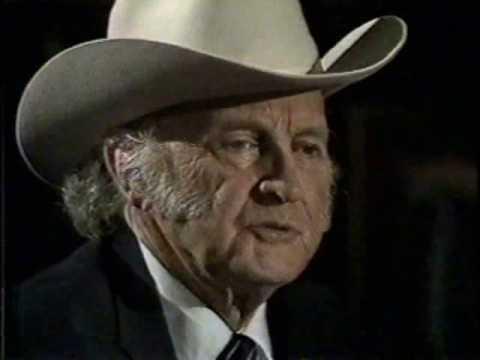 Bobby Bare Interviews Bill Monroe Part1
