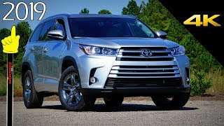 2019 Toyota Highlander Limited Platinum - Ultimate In-Depth Look in 4K