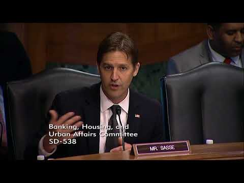 Round 1: Ben Sasse Questions Equifax CEO