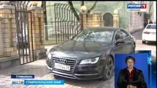 Автохам Ставрополя паркуется где вздумается!