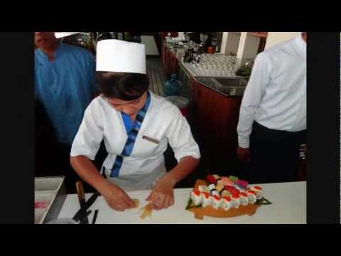 The Lemongrass Restaurant At Sokha Beach Resort Hotel In SihanoukVille, Cambodia.