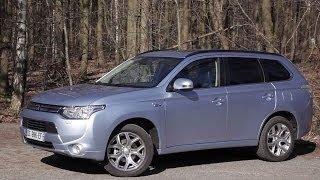 Essai Mitsubishi Outlander PHEV Instyle 2014