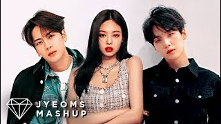 GOT7, BTS, BLACKPINK - LOOK X SO WHAT X FOREVER YOUNG (MASHUP)