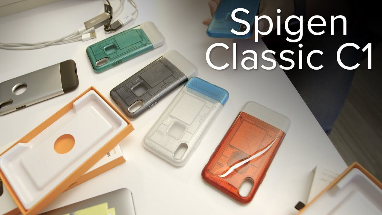 newest 2a634 3aee6 Unboxing Spigen's iMac G3- and iPhone 1.0-styled iPhone X cases