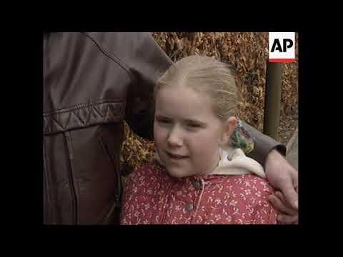 Scotland: Dunblane School Massacre - 1996