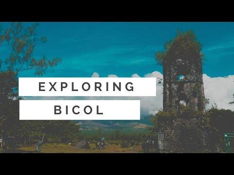 BICOL PHILIPPINES | TRAVEL VIDEO