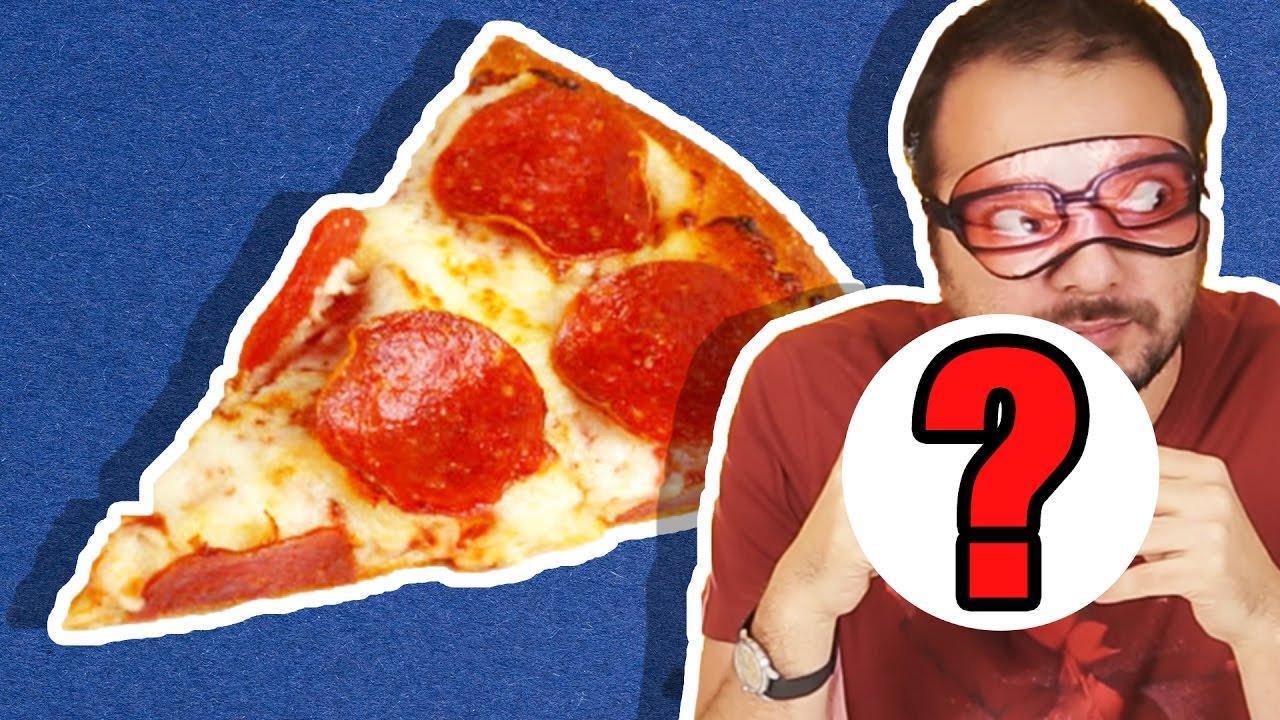 Lokmalık Pizza Videosu