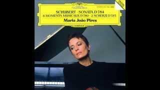 Schubert - Moment musical Nr.5, Allegro vivace (Maria João Pires)