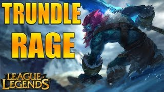 League Of Legends - Trundle Build - Trundle Jungle Guide - Trundle Gameplay (season 3 - 2013)