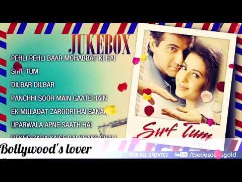 Sirf Tum All  Song Sanjay Kapoor , Sushmita Sen, Priya Gilla