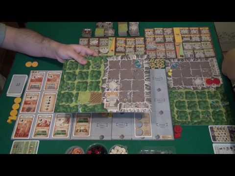 Сaverna 1/2 часть - играем в настольную игру.
