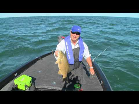 Bay Of Qunite Fishing - Bob Izumi Real Fishing Show