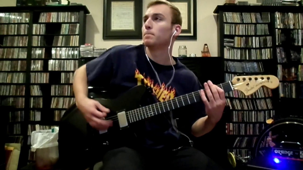 how to play before i forget on guitar