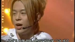 1998.11.21 음악캠프 H.O.T. - 빛