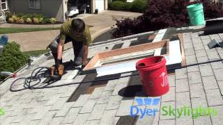 How to Repair a Leaking Skylight | Dyer Skylights in Eugene OR