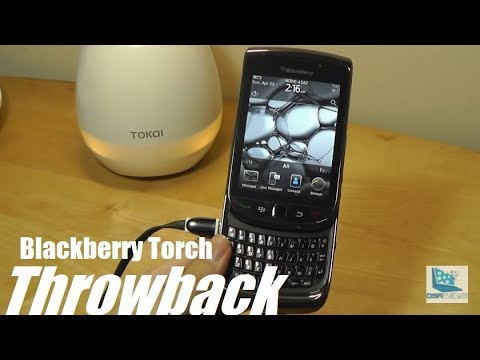 Throwback: Blackberry Torch (9800) Revisited!