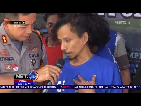 Polisi Tangkap Personel BAnd Boomerang - NET 24