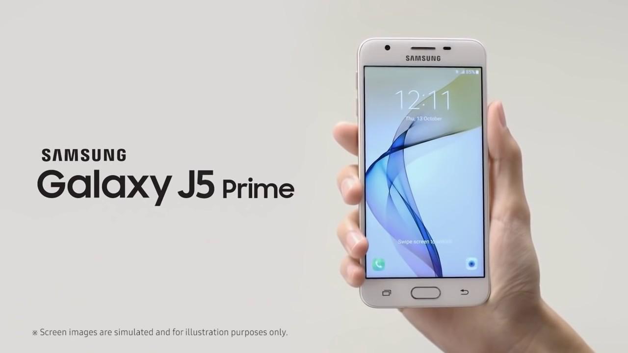Samsung Galaxy J5 Prime 2018