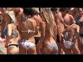 Depraved girls on the beaches of Ukraine in Crimea / KAFA TV - NEW