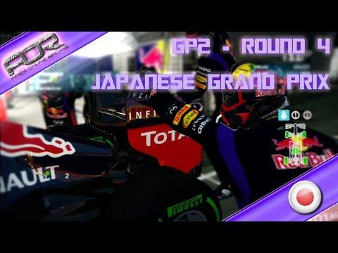 AOR Season 7B | GP2 - Round 4 - F1 2013 Japanese Grand Prix