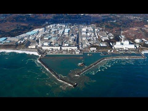 Japan May Dump Radioactive Nuclear Waste From Fukushima Into Pacific