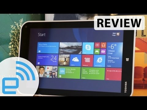 Toshiba Encore review | Engadget