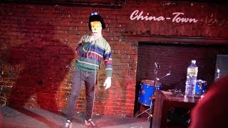 Овсянкин @ China Town Cafe