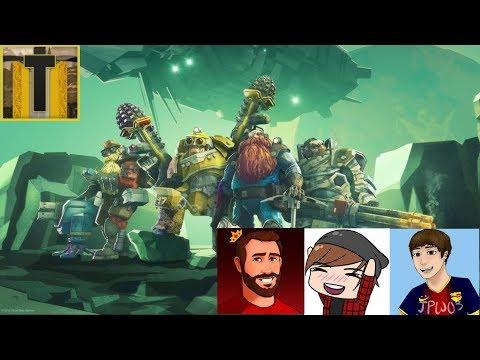 [3] Bring your barrel buddy - Deep Rock Galactic
